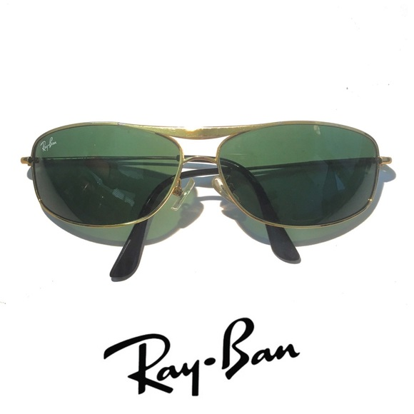 ray ban sunglasses gold frame price